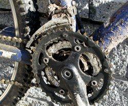 vieze fiets