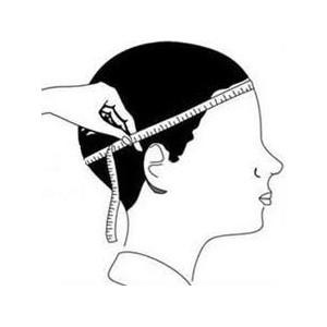 hoofd meten voor helm